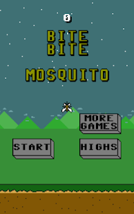 Bite Bite Mosquito- screenshot thumbnail