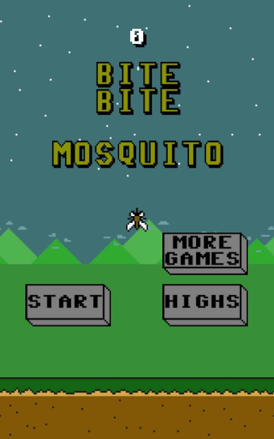 Bite Bite Mosquito- screenshot
