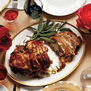 Herb-Roasted Pork Shoulder