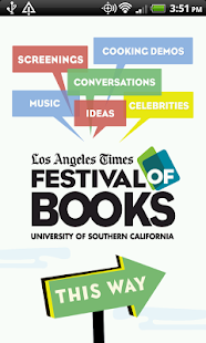 LA Times Festival of Books - screenshot thumbnail