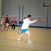 Badminton Footwork Practice