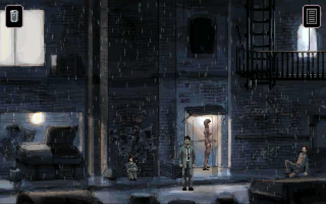 Gemini Rue screenshot #11