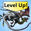 Level Upper -Time killing RPG- icon