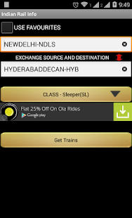 Indian Rail - screenshot thumbnail