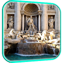 Trevi Fountain Live Wallpaper icon
