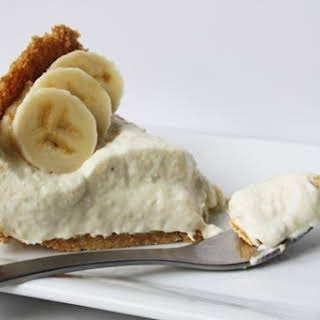 Icebox Banana Cheesecake.