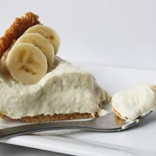 Icebox Banana Cheesecake.