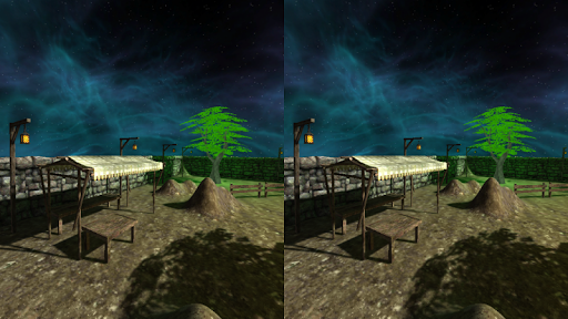 Cardboard VR 3D Environment screenshot