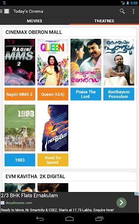 Today's Cinema Kerala 1.31 screenshot 143228