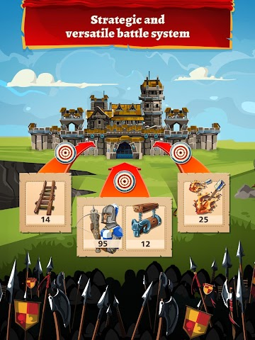android Empire: Four Kingdoms Screenshot 4