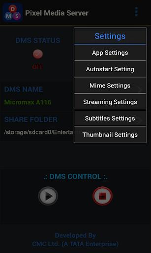 【免費媒體與影片App】Pixel Media Server - DMS-APP點子