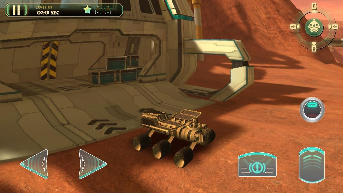 the game mars rover - photo #10