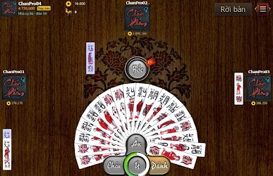 Chắn Sân Đình – Chan Pro APK Download – Free Card GAME for Android 5