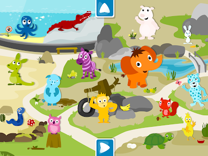 PumiLumi Touch Zoo 家庭片 App-愛順發玩APP