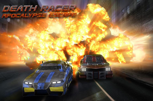 Death Racer: Apocalypse Escape