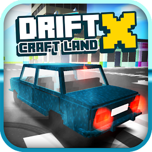 Drift X – Craft Land for PC and MAC