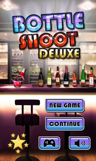 瓶 射擊 玻璃 破壞: Bottle Shooting 3D