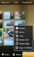 Screenshot of Cool 3D Gallery