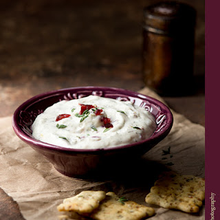 Cranberry Thyme Dip