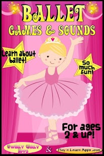 Ballet Games Ballet Moves