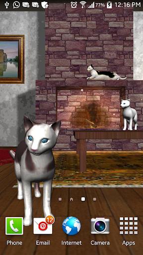 3DStuning Cats Livewallpaper L