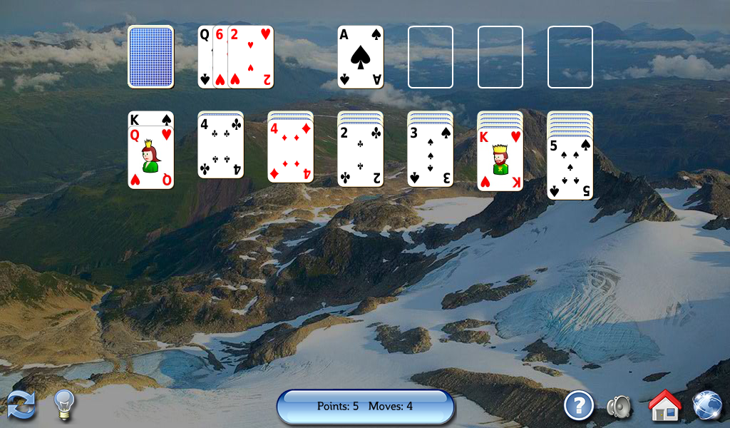 All-in-One Solitaire - screenshot