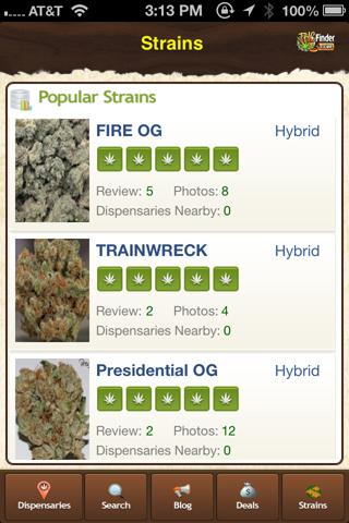 THCFinder - Dispensary Finder- screenshot