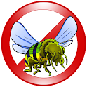 vespa repellente icon