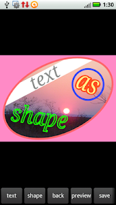Shapes & Text For Photo Free screenshot 3