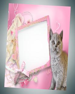 photo frames cat pic frames screenshot thumbnail