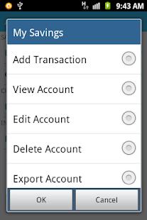 expense ledger app