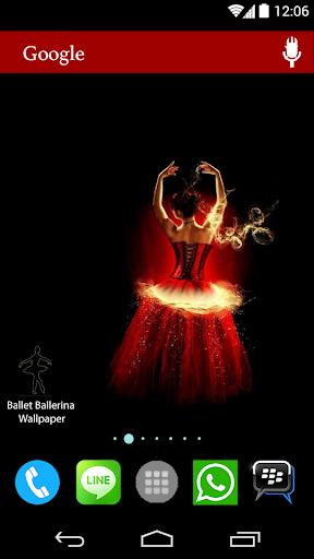 Ballet Ballerina Wallpaper