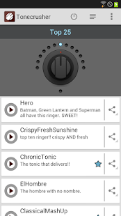 Tonecrusher Free Ringtones- screenshot thumbnail