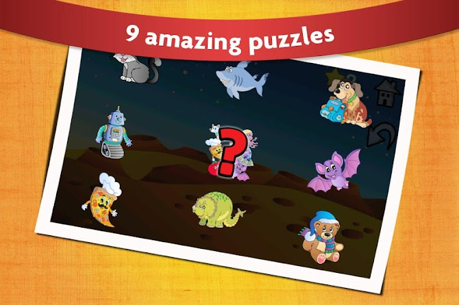 Peg Puzzle 3 - Kids & Toddlers Shape Puzle Game Android 11