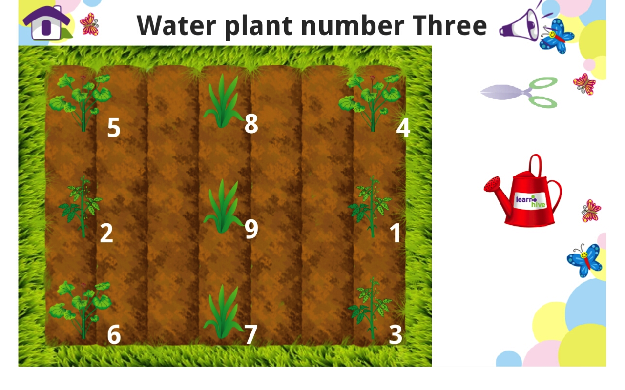 Learn Numbers 1 to 9 - screenshot