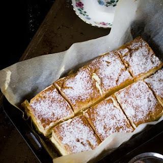 Polish Vanilla Custard Slice Recipe