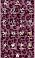 Screenshot of Pink Leopard for [+] HOME