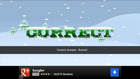 Christmas Quiz - screenshot thumbnail