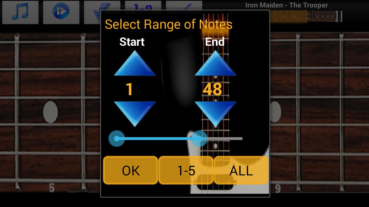 Guitar Riff Free - screenshot
