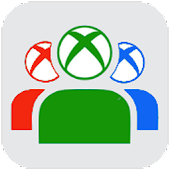 XBox Live Friends Widget Lite