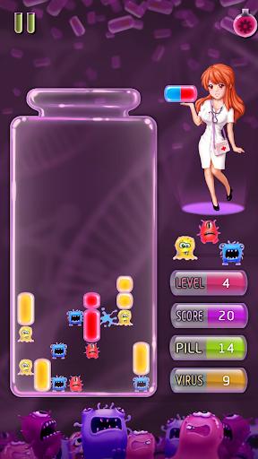 Doctor Mari Virus Killer Pill