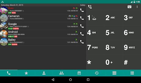 DW Contacts & Phone & Dialer Screenshot 9