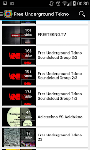 Free Underground Tekno Screenshot 3