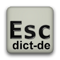 German dictionary (Deutsch) logo