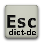 German dictionary (Deutsch) icon