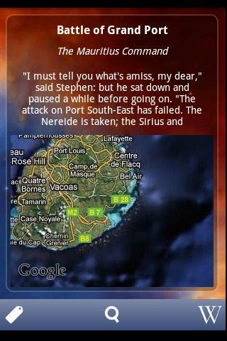 Patrick O'Brian Quotes- screenshot