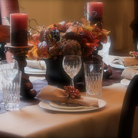 From our table to yours... by Tony Richard - Public Holidays Thanksgiving