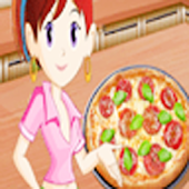 Sara's Cooking:Pizza Tricolore