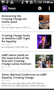 Creating Change - screenshot thumbnail
