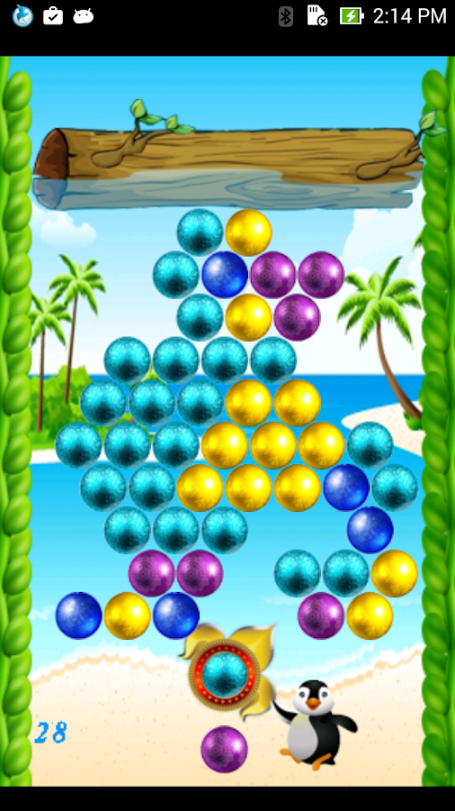 123 bubble shooter